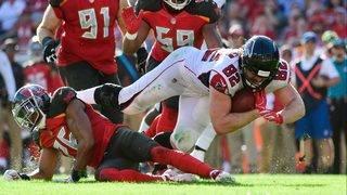 Falcons beat Bucs 34-32