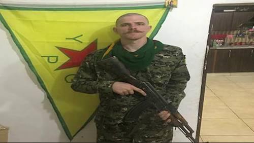 Texan fights against ISIS in Syria as international volunteer