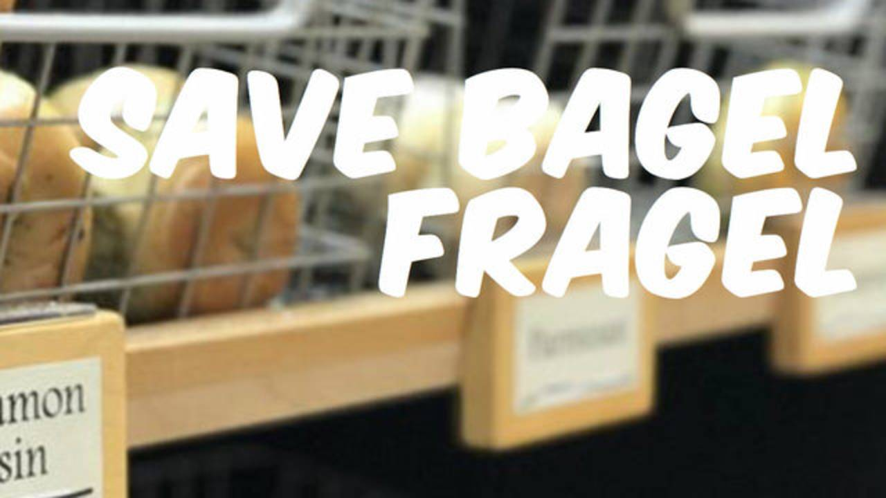 Save Bagel Fragel
