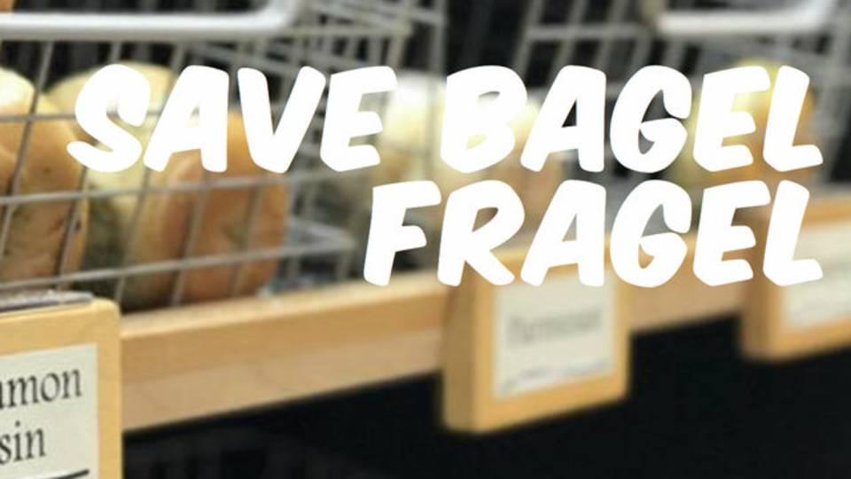 Save Bagel Fragel