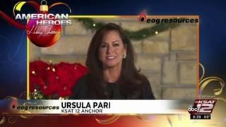 Holiday Greetings: Ursula Pari/EOG Resources