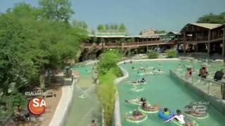 Big Adventure June: Schlitterbahn Waterpark & Resort in New Braunfels, Texas
