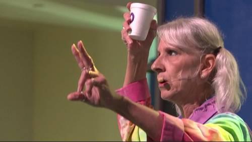 Meet Rad Rhonda: Space Center Houston's colorful teacher