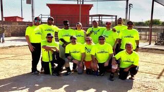 Images: SA Gay League Softball League