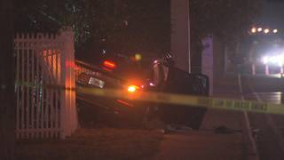 Pedestrian killed, 2 others hurt in crash near Fort Lauderdale cemetery