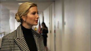 Ivanka Trump's next policy push: Paid family leave