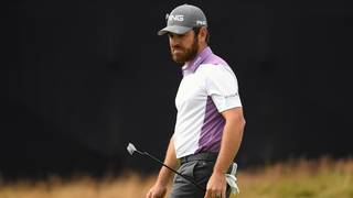 Louis Oosthuizen: Inside the golf bag of an Open champion