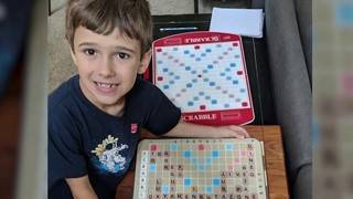 What's Up South Texas!: Boy on autism spectrum dominates the game of Scrabble