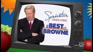 Spriester Sessions: Best of Browne