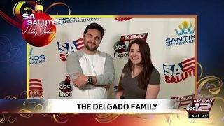 Holiday Greetings: The Delgado Family