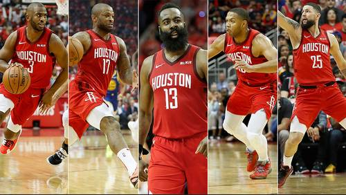 Randy McIlvoy: How Rockets' South Beach 5 can win Game 5 vs Warriors