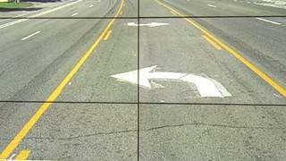 Are continuous turn lanes actual travel lanes?