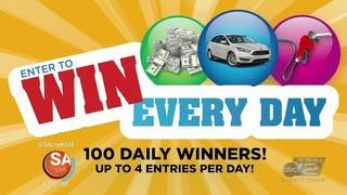 Win a FREE car, gas and $1,000 in cash at Circle K!