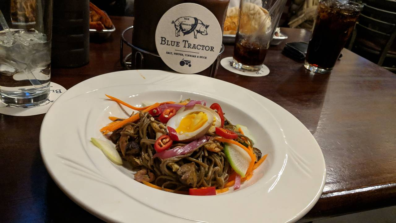 Blue Tractor BBQ