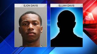 2 charged after string of armed robberies, officer-involved shooting