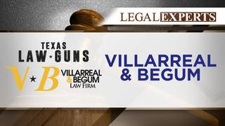Legal Experts: Villarreal & Begum
