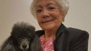 At 89, retired UH professor competes with black poodle at Westminster&hellip&#x3b;