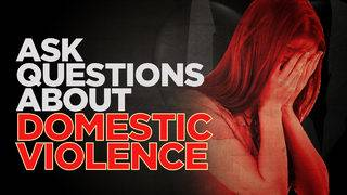 What questions do you have about domestic violence and 'Loving in Fear'?