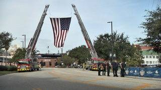 Thousands line streets for Jacksonville's Veterans Day Parade