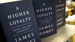 Readers flock to 'A Higher Loyalty' despite partisan criticism