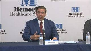 DeSantis wants more transparency for Florida's health care