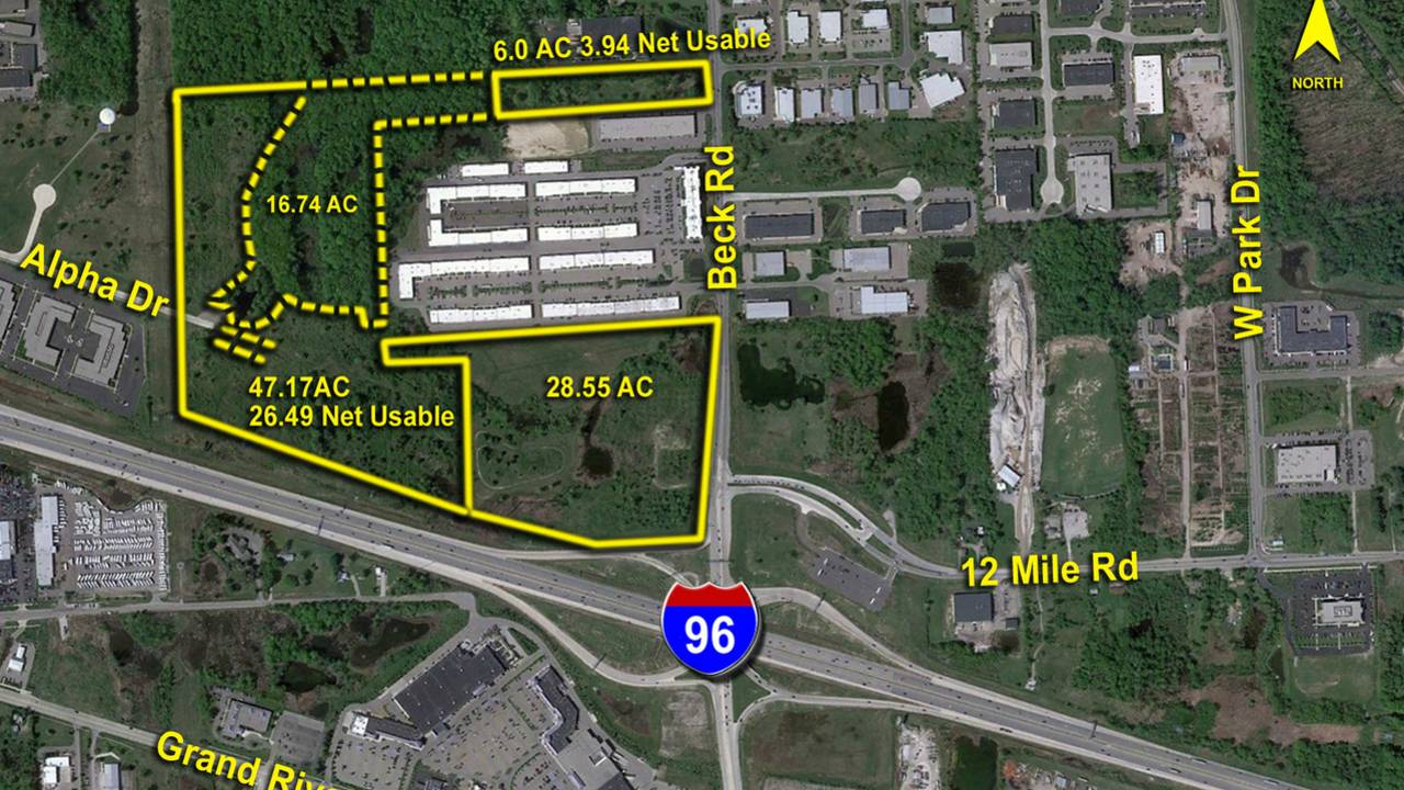 Indoor Water Park Hotel Planned For Wixom Site