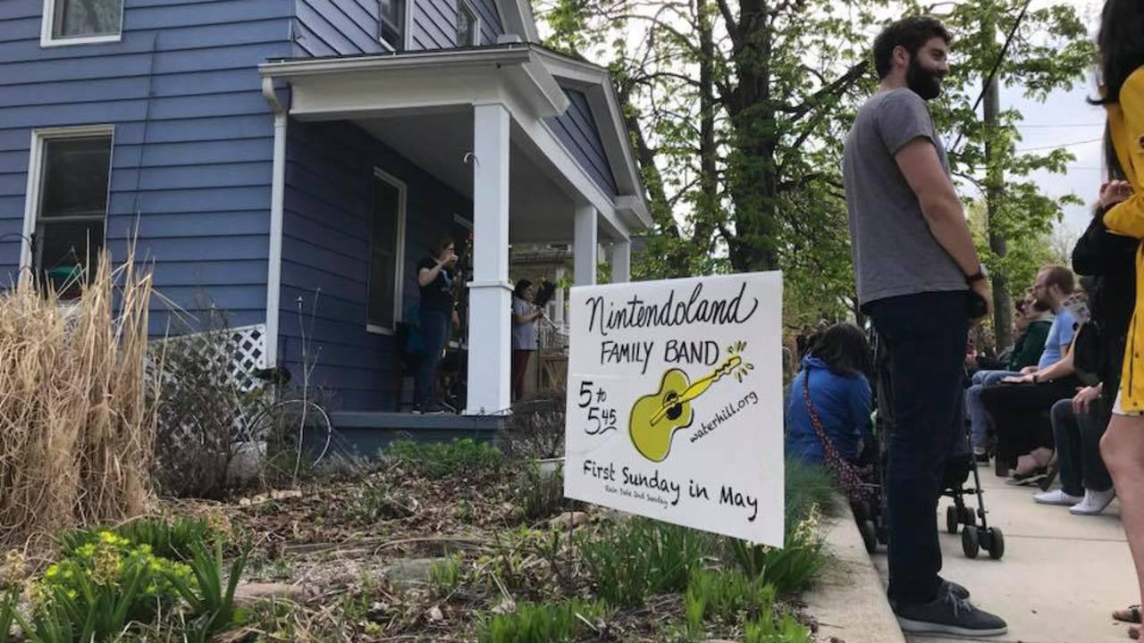 Water Hill Music Festival 2018 Nintendoland