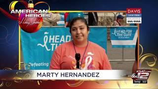 Holiday Greetings: Marty Hernandez