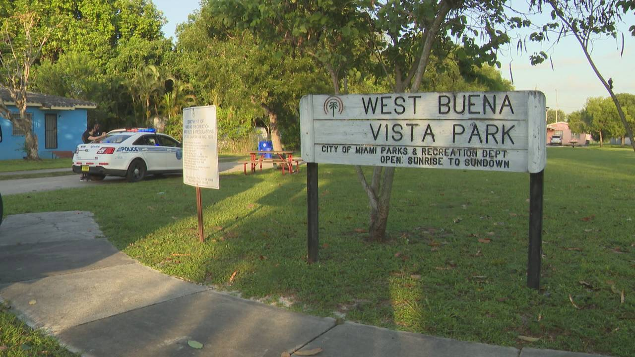 Carjacking ambush at West Buena Vista Park in Miami