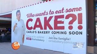Cake Boss bakery weeks away from opening in San Antonio