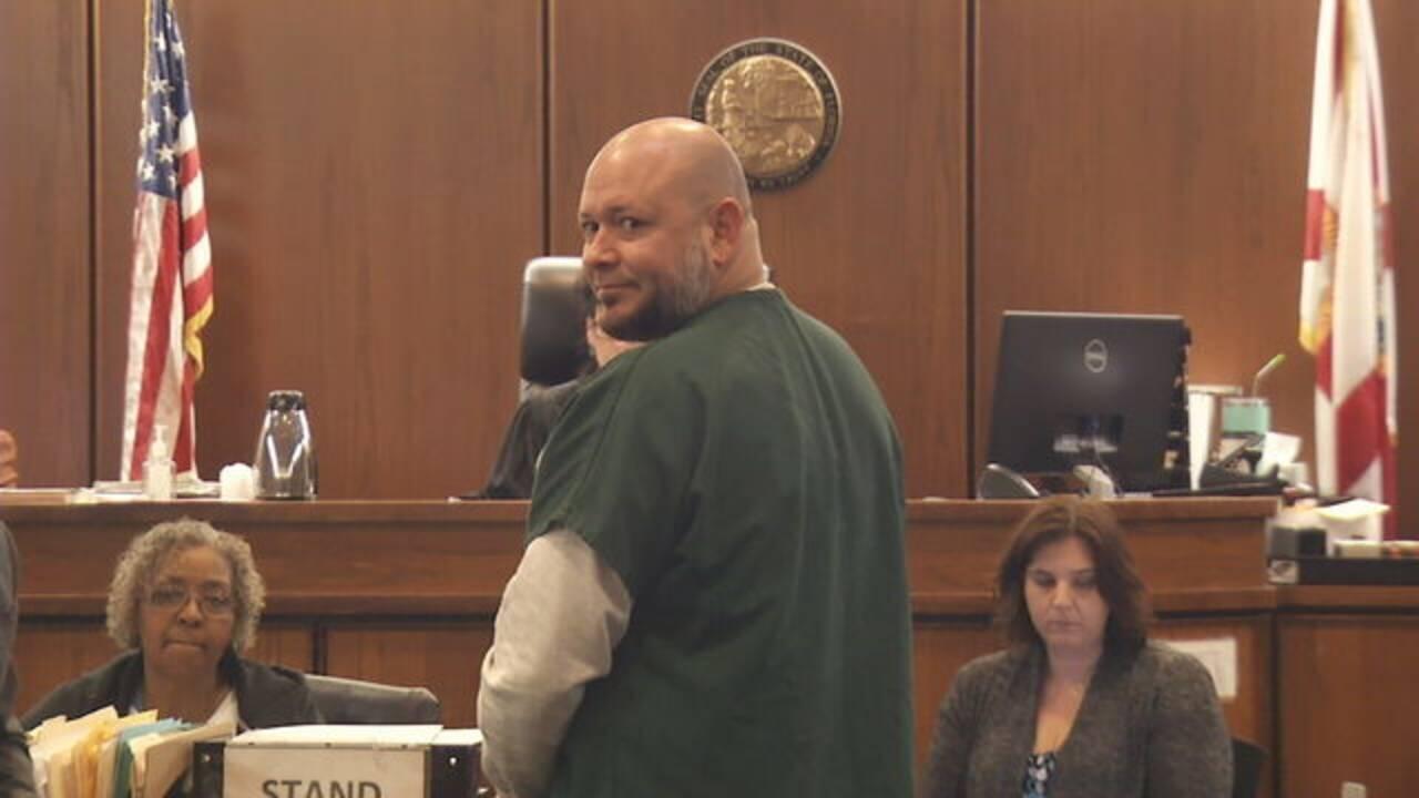 Roger van den Bosch in court