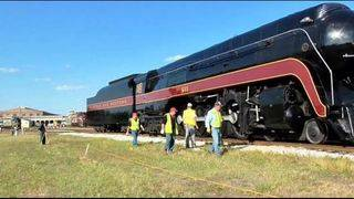 Events announced by Virginia Museum of Transportation for 611 locomotive