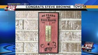 Thermometer Thursday: 5/30/18