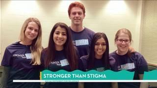 Stronger Than Stigma: Mental Health Event
