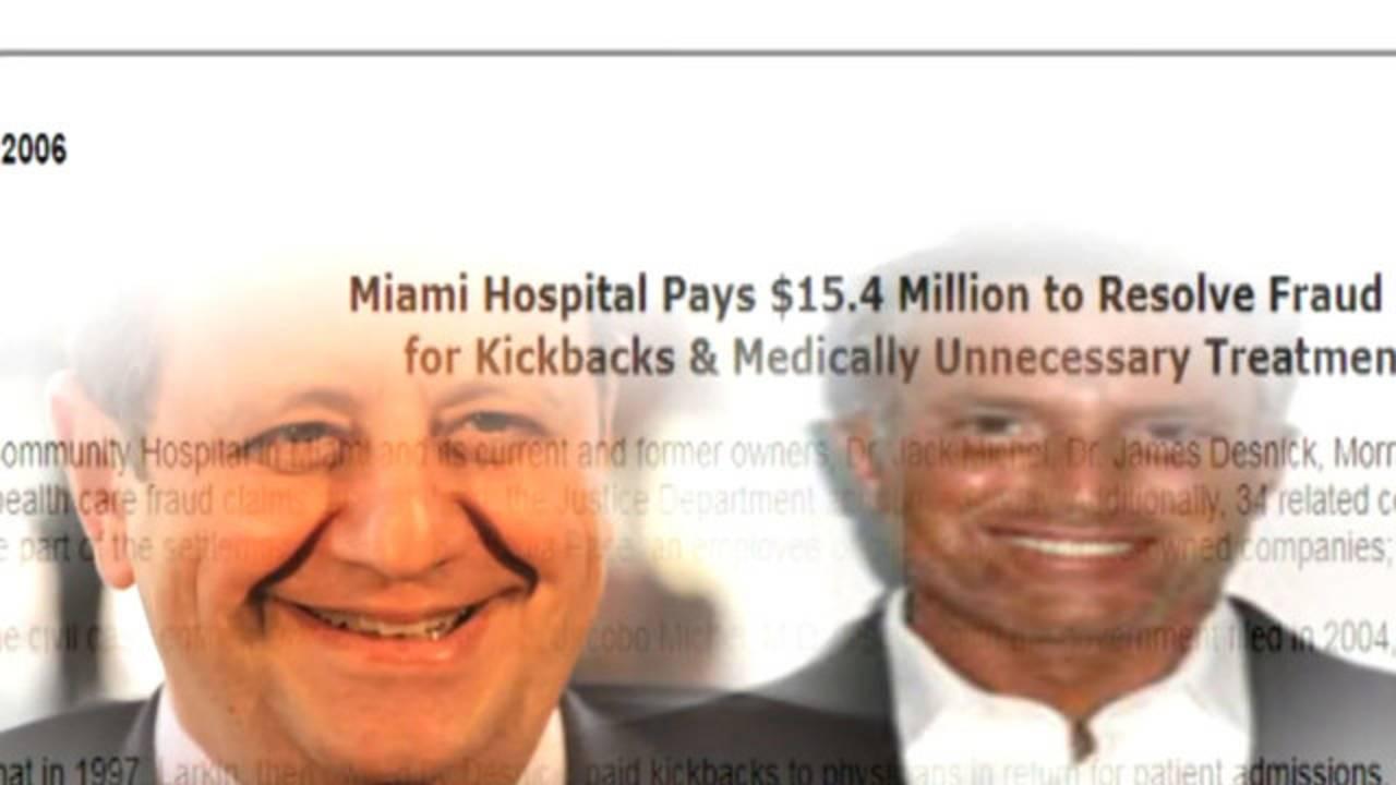 Hollywood nursing home kickbacks