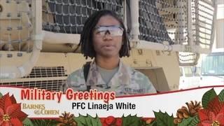 PFC Linaeja White
