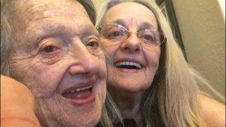 Mother reunites with daughter she thought had died at birth 69 years ago