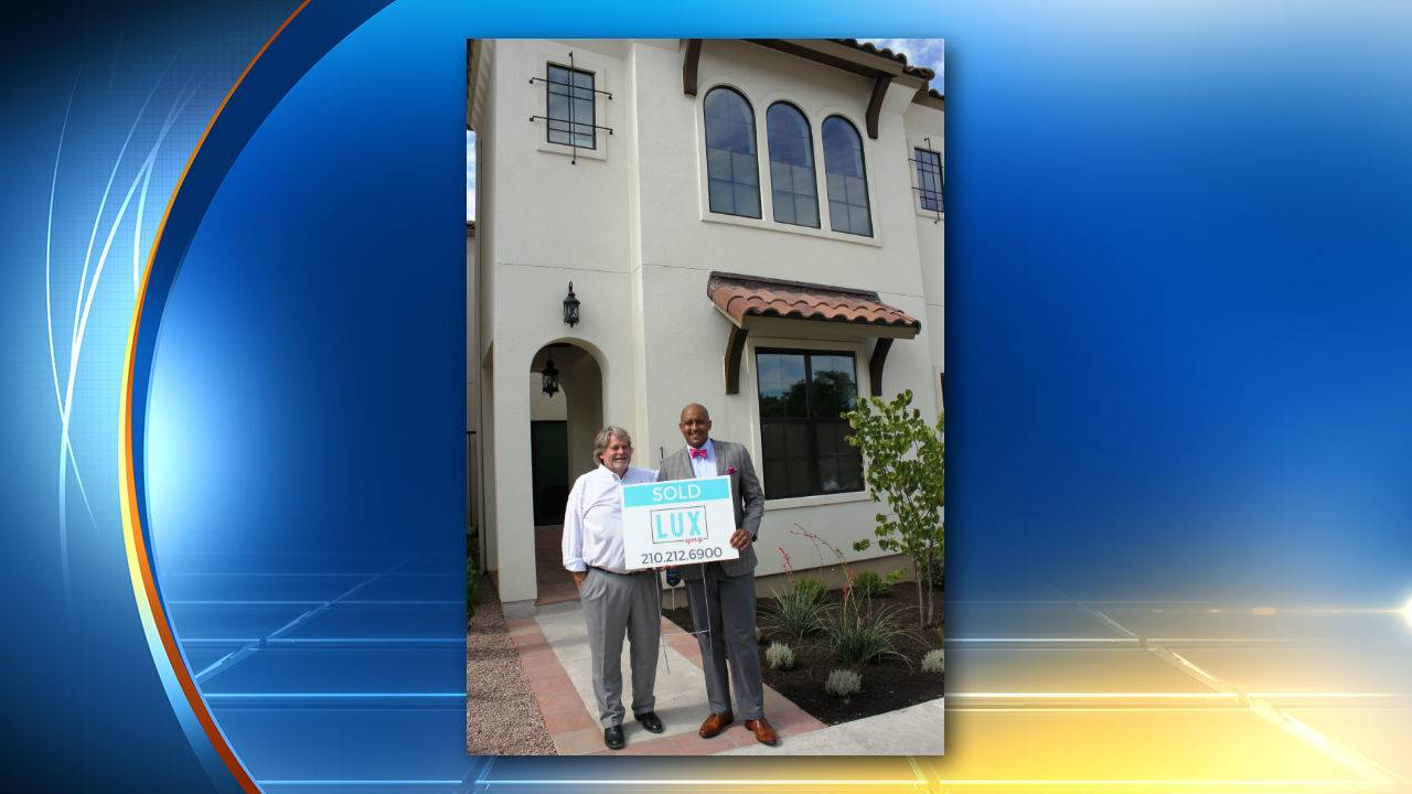 Terramark Urban Homes CEO Charlie Turner, City Councilman Alan Warrick