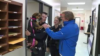 Spencer Solves It: HPD officer reunited with stray dog found while&hellip&#x3b;