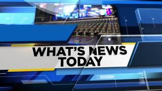 What's News Today for Monday, December 18, 2017