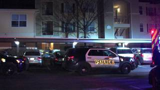 Police: Apartment resident shoots homeless man after he kicks in door