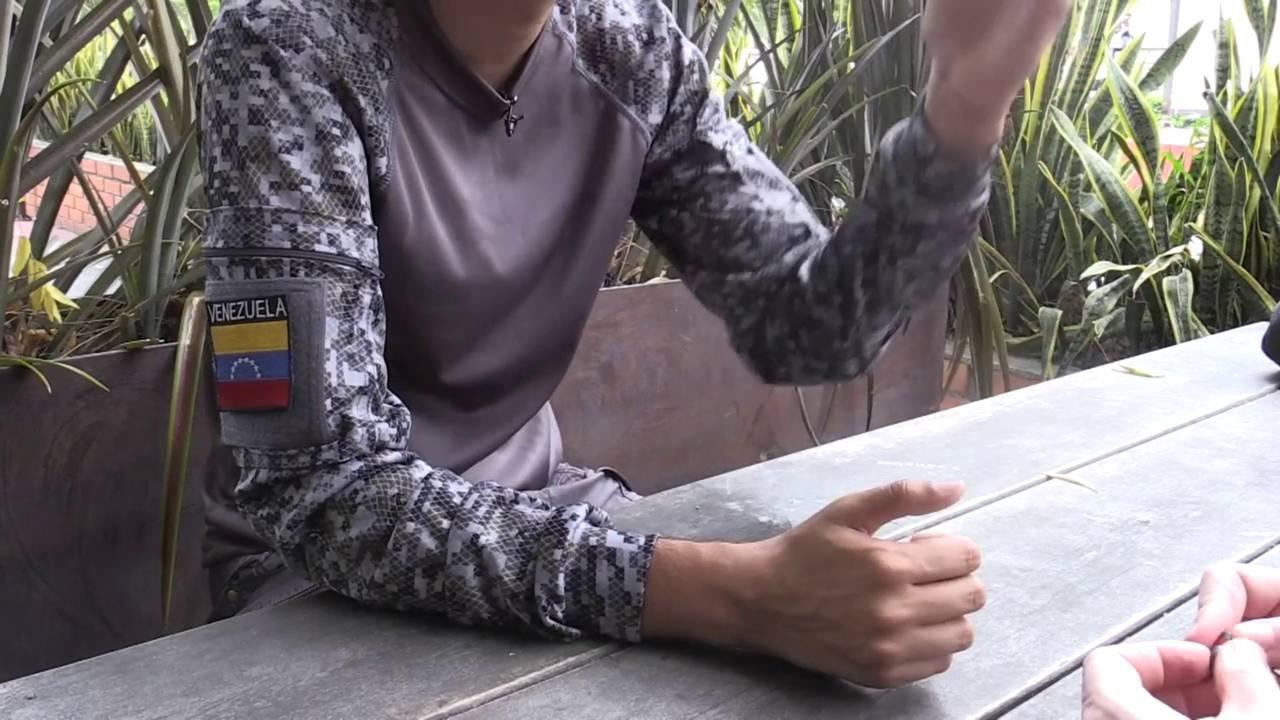 William Cancio Venezuela defector