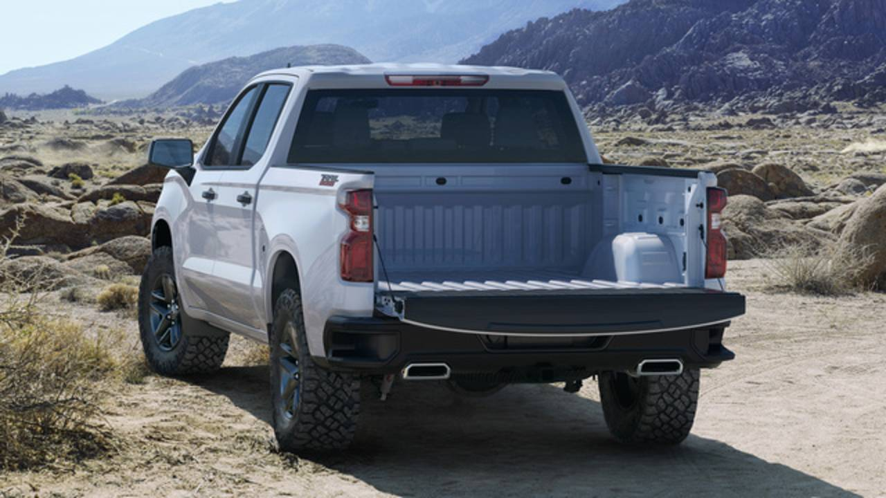 The all-new 2019 Silverado Custom Trailboss (new trim for 2019) _151589153523899444045