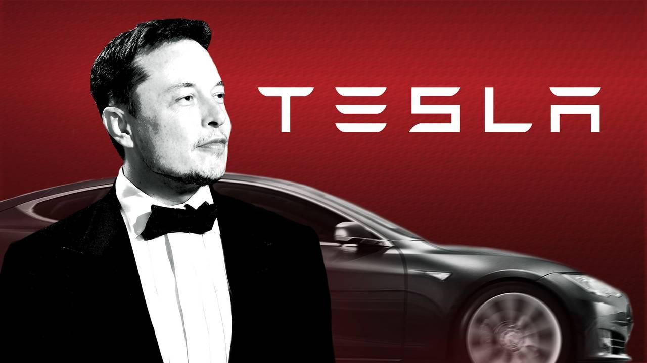 補習老師 - Tesla and Elon Musk