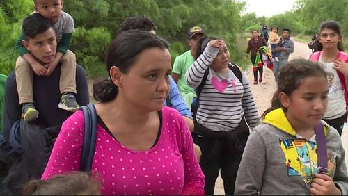 Firsthand look at what is happening on Texas-Mexico border