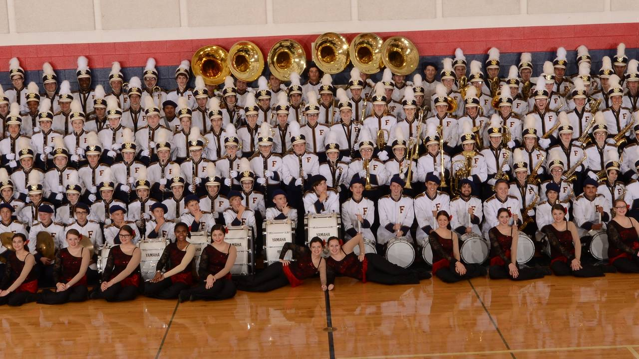 Fraser High School Marching Band