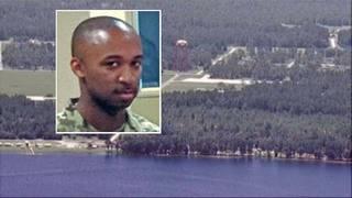 Missing soldier found dead in Camp Blanding woods, deputies say