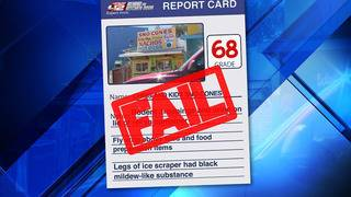 Rodent droppings, urine found on relish container at East Side eatery