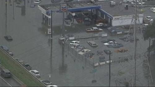 This is what happened when Tropical Storm Allison hit Houston area 18 years ago