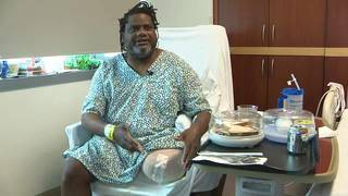 Man survives 2 hurricanes&#x3b; forced to get leg amputated